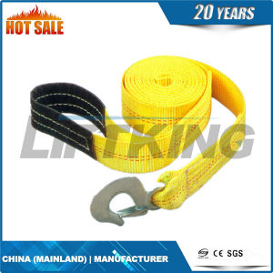 Ce SGS ISO Polyester Tow Strap, Webbing Sling pictures & photos