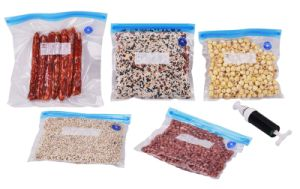 Zipper Vacuum Bag