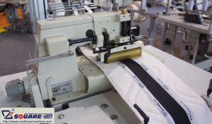Fresh Mattress Machine for Mattress 3D Mesh Sewing pictures & photos