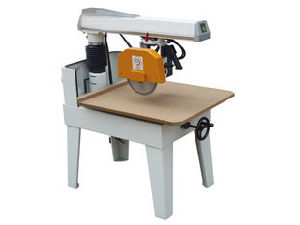 Radial Arm Circular Saw Woodworking Machine in Woodworking Machinery Widely Used in Southeast Asia pictures & photos