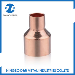 Copper Reducer Coupling Pipe Fitting for Plumbing Materials pictures & photos