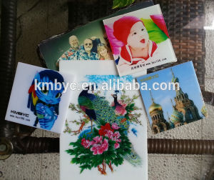 Personalized Design A3 Size UV Ceramic Tile Printer pictures & photos