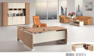 Chinese Modern Wood Furniture Home Office Desk pictures & photos