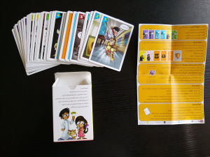 Family Card Game of Paper Playing Cards pictures & photos