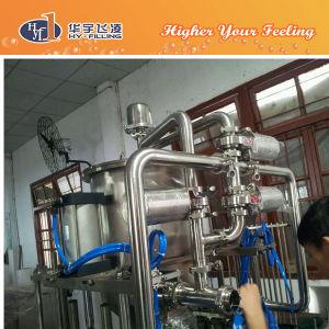 Plastic Cup Orange Juice Filling Sealing Machine pictures & photos