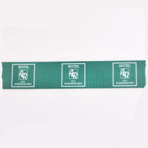 Safety Green Kevlar/Nylon/Cotton Belt Webbing for Garment pictures & photos