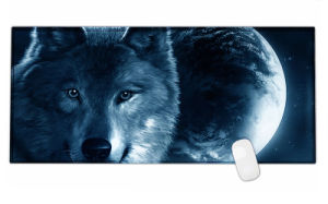 Extended Gaming Wide Large Mouse Pad Mat Big Size Desk Mat 900*400*3mm pictures & photos