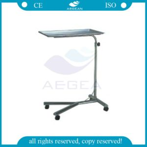 AG-Ss008A Height Adjustable Stainless Steel Plate Stand pictures & photos