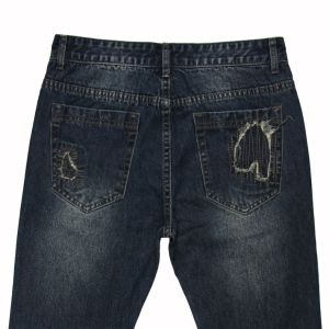 Popular Stylish Design Slim Denim (MYX08) pictures & photos