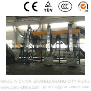 High Capacity Waste Plastic Washing Machine for PP Non-Woven Fabric pictures & photos