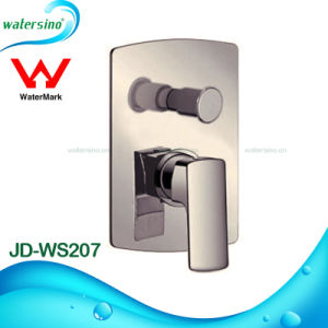 Jd-Ws207 Brass Shower Mixer with Water Diverter Shower Set pictures & photos
