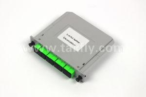 1X2/1X4/1X8 PLC Splitter in Lgx Cassette pictures & photos
