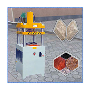Stone Splitter Machine for Making Paver Tiles/Counter Top pictures & photos