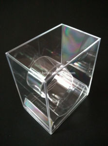 Acrylic C Clip Watch Display Box Plastic Display Box Btr-F1004 pictures & photos