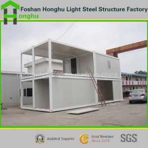 Quality Single Beatiful Economical Container House House pictures & photos