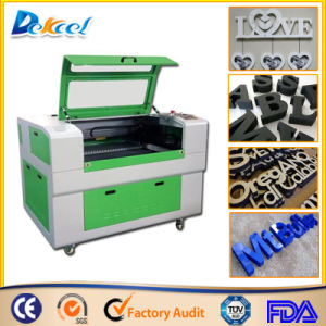 100W 150W Reci CO2 Laser Cutter Plastic/Handbag/Glove Cutting Price pictures & photos