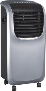 Water Air Conditioner with Air Cooler
