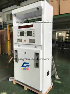 Zcheng Win Series Fuel Dispenser Double Pump Four Nozzle Emergency Switch pictures & photos