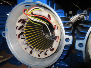 Ms Series Ie1 Three Phase Electric Motor pictures & photos
