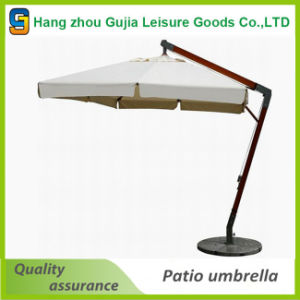 2017 Newest Design Outdoor Garden Umbrella, Sun Garden Parasol Umbrella pictures & photos