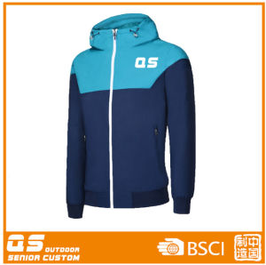 Long Sleeve Sports Windproof Jacket for Men pictures & photos