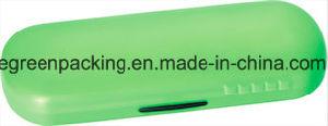 Simple Eyeglasses Plastic Case Custom Logo (PGD6) pictures & photos