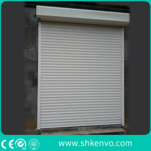 Ce Certified Automatic Motorized Roll up Shutter Door pictures & photos
