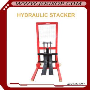 Manual Pallet Stacker 1500kgs Forklift Transportation pictures & photos