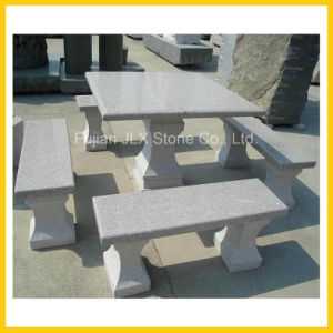 Granite Stone Garden Table & Bench pictures & photos