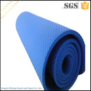 Strong Anti-Tearing Ability NBR Yoga Mat Custom Label with Yoga Mat Bag pictures & photos