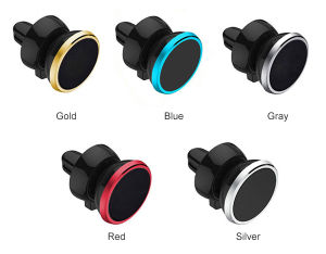 Universal Rotatable Air Vent Mount Magnetic Car Holder for Mobile Phone pictures & photos