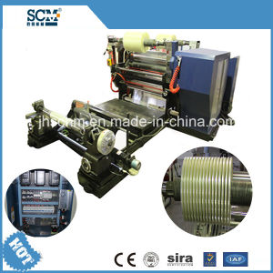 PP, Pet, BOPP, Film Slitting and Rewinding Machine pictures & photos