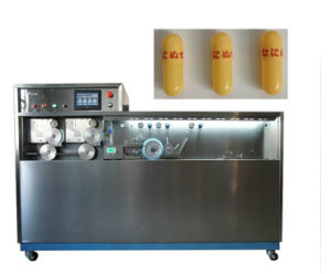 GMP Standard Pharmaceutical Printing Machine for Empty Capsule pictures & photos