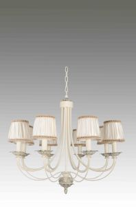 Custom Made Hotel Bigger Model Attractive Fabric Chandelier pictures & photos