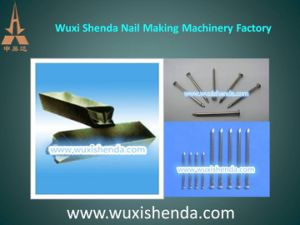 Automatic Nail Making Machine Accessory Knife pictures & photos