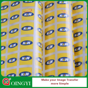 Qing Yi Hot Peeling Heat Transfer Pet Release Film for The Sticker pictures & photos