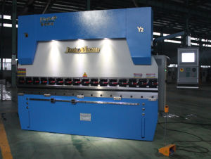 2017 Hot Sale Press Brake, Hydraulic Press Brake Wc67k-500X6000 pictures & photos