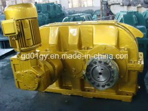 High Torque & Low Speed Cylindrical Gear Reducer for Paper Plant pictures & photos