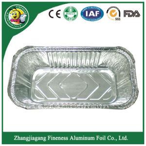High Quality Customize Aluminum Foil Platter-F4527 pictures & photos