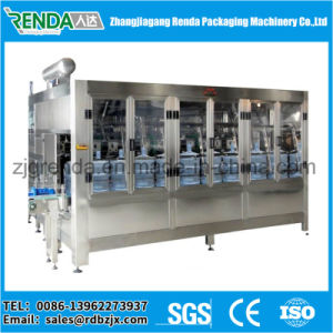 Pure Barrel Water 5 Gallon Washing Filling Capping Machine pictures & photos
