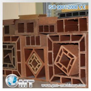 PVC WPC Profile Wide Window Plastic Machine Twin Screw Extrusion pictures & photos