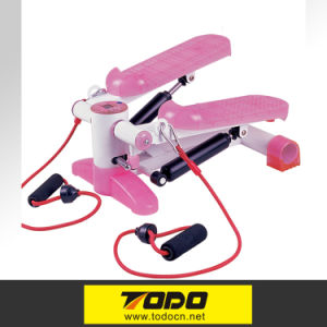 Hot Sale Aerobic Step Exercise Compact Air Climber Stepper pictures & photos