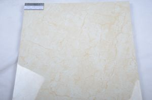 Decoration Material Marble Copy Ceramic Floor Tile, Stone Tile (600*600) pictures & photos