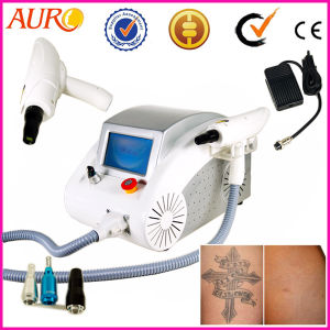 Tattoo Removal Portable ND Yas Laser Machine pictures & photos