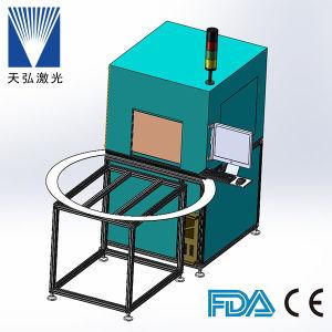 Gasket Fiber Laser Marking Machine China Tianhong Laser