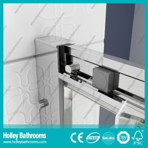 High Quality Sector Sliding Shower Set with Aluminium Alloy Frame (SE912C) pictures & photos
