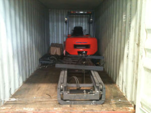 1ton to 3.5ton Electric Forklift with Curtis Electric Controller pictures & photos
