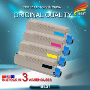 Original Remanufactured Compatible for Oki C5500 C5800 C5600 C5700 C5650 C5850 C5900 C5950 Toner Cartridge pictures & photos