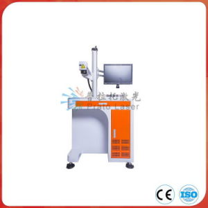 30W 50W Optical Laser Marking Machine for Metal & Nonmetal pictures & photos