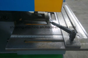 Q35y-25 Hydraulic Punching and Shearing Machine pictures & photos
